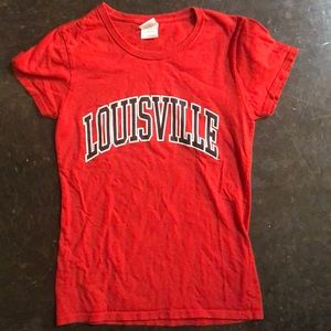 University of Louisville shirt
